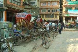 Ulice Katmandu (9)
