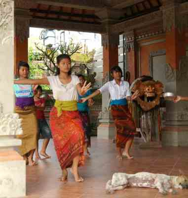 Sztuka na Bali (1)