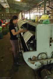 W fabryce jedwabiu Da Lat (5)