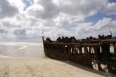 Wrak na Fraser Island (3)