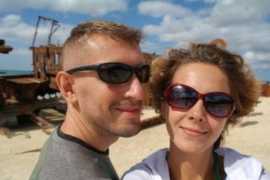 Wrak na Fraser Island (6)