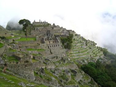 Machu Picchu sion foto
