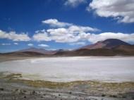 Laguna na pustyni w Boliwii (1)