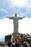 Wzgorze z Figura Jezusa Rio de Janeiro (6)