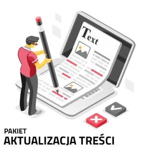 Aktualizacja stron www, opieka nad stronami Internetowymi