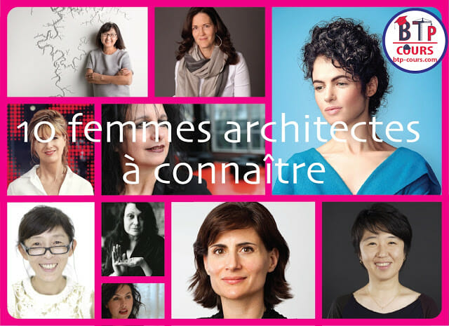 Femmes en architecture