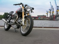 Cafe Racer vorm Doc