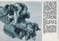 Moto Guzzi V7 Rundmotor