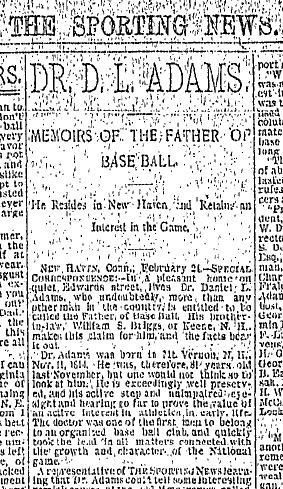 The Sporting News (29 February 1896)
