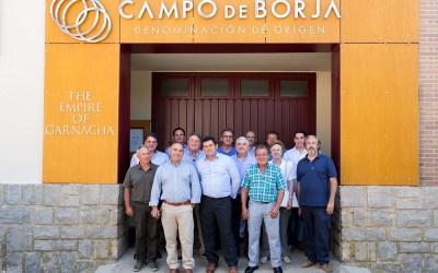 La DOP Campo de Borja renueva el pleno del consejo  regulador