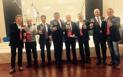 La DOP Campo de Borja ocupa el primer lugar en el  ranking mundial de medallas de oro  obtenidas en la quinta edición del concurso Grenaches Du Monde