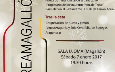El Ayuntamiento de Magallón impulsa el consumo de sus vinos y aceites con una cata Premium