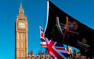 Las Garnachas de Campo de Borja engrandecen su prestigio en Reino Unido