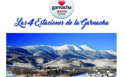 Las Cuatro estaciones de la Garnacha – Invierno 2018