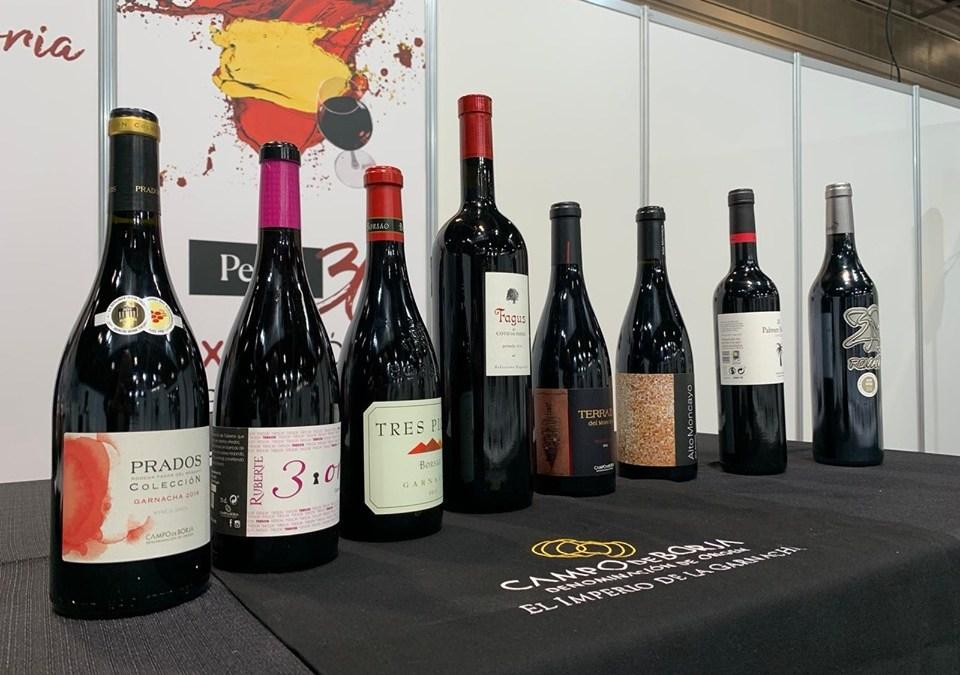 Cata en el XX Salón de los Mejores Vinos de EspañaGuía Peñín