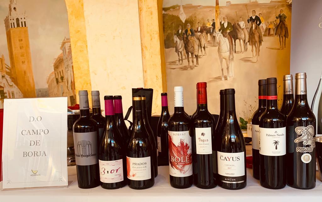 Showrooms, en Sevilla y Malaga con Vidivinos