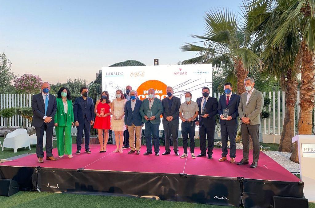 Premio al proyecto revelación de Gastronomía Aragonesa: Muestra tus Garnachas, otorgado por el suplemento de gastronomía 'Con Mucho Gusto'