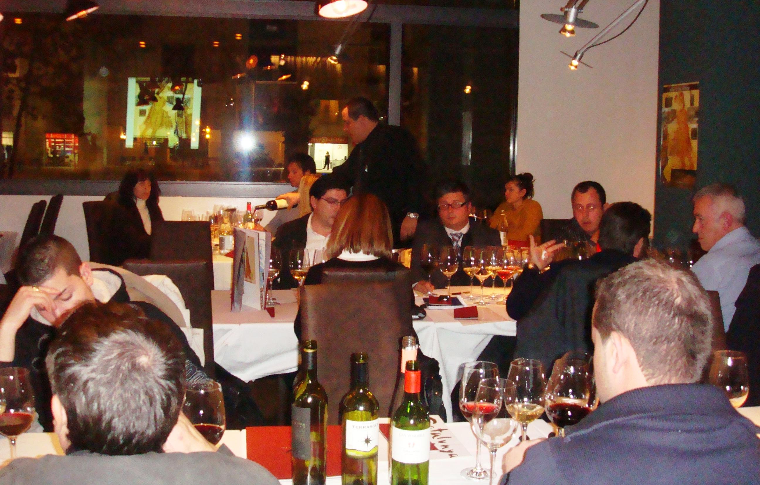 Presentació DO Catalunya al Garraf