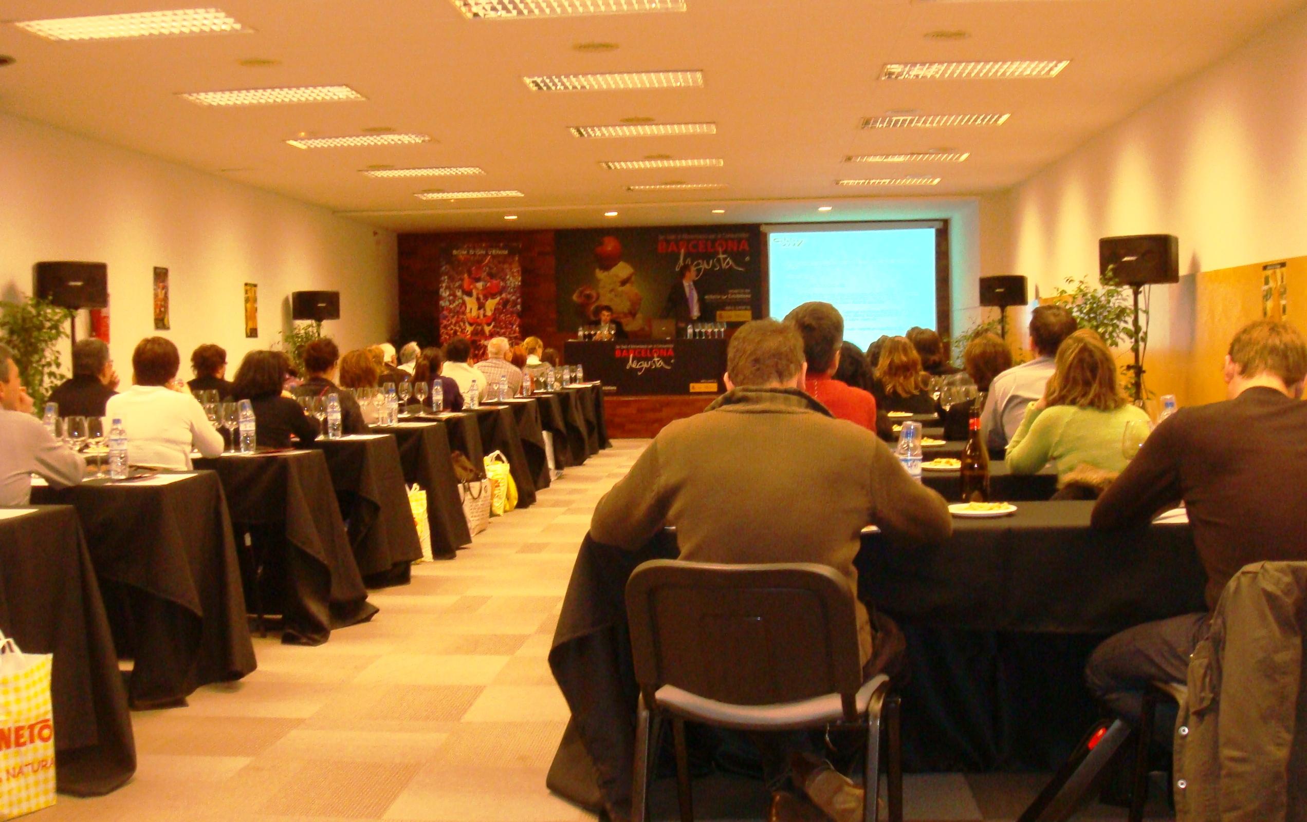 Tast de vins de la DO Catalunya al BCN Degusta