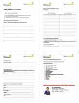 anxiety and bad news worksheet