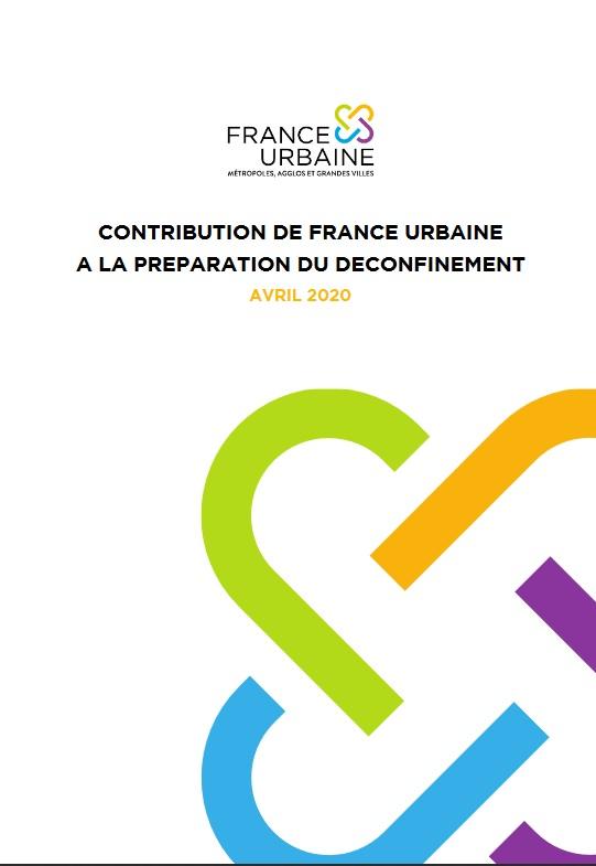 Contribution de France urbaine à la  préparation du déconfinement