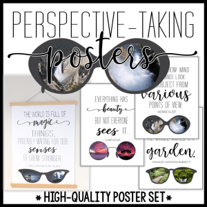 Bring multiple perspectives to your classroom with these high-quality posters!