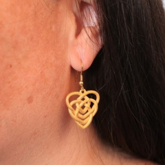Motherhood Knot Earrings