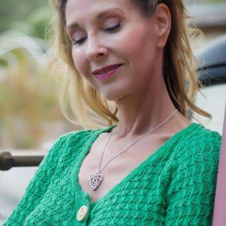 Motherhood Knot Necklace - Kathy Cameron