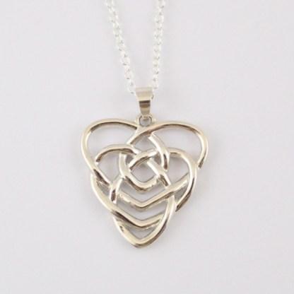 Motherhood Knot 925 Silver