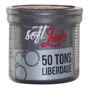 TRIBALL BOLINHA 50 TONS DE LIBERDADE 12G 03 UNIDADES SOFT LOVE