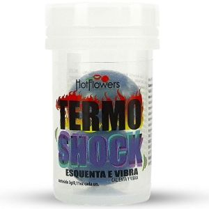 TERMO SHOCK HOT BALL 02 UNIDADES HOT FLOWERS