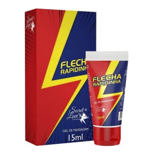 FLECHA RAPIDINHA GEL REFRESCANTE 15ML SEGRED LOVE