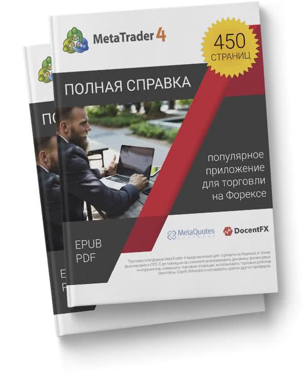 Книга MetaTrader 4. Полная справка