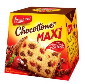 Versão inédita da Bauducco para fãs de chocolate e morango in natura.