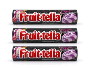 Bala dura de frutas vermelhas: toque refrescante e cremosidade.