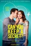 """""""Trailer do Dia"""" CAN YOU KEEP A SECRET?"""