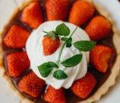 Tarteletes de Morango Diet