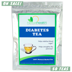 Diabetes Tea™ | Dr. Gosh