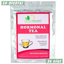 Té Hormonal™ | Dr. Gosh
