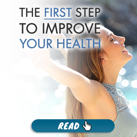 The First Step to Improve Your Health
