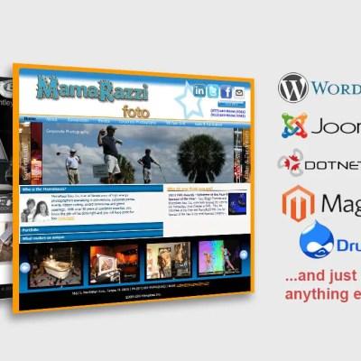 Small Business Website Design Wordpress