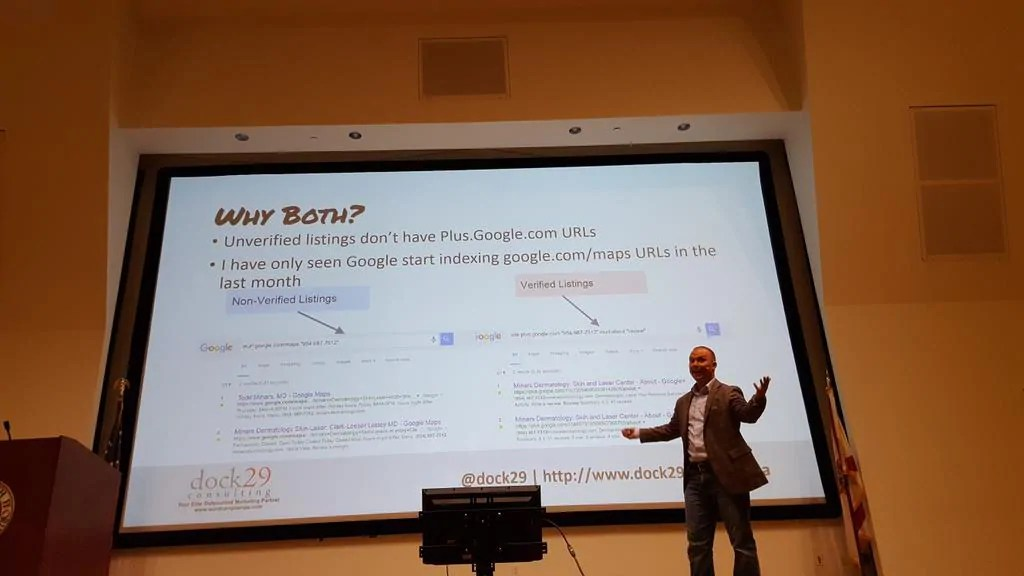 Local SEO Strategy & Critical Tactics Presentation & Resources