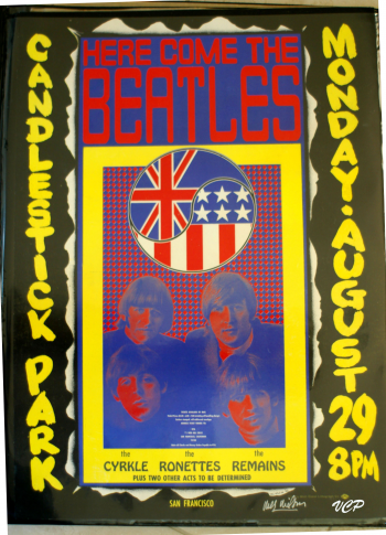 I was still in grade school in 1966, but how many people at the time would have traveled cross-country if they had known this was to be the last Beatles concert?