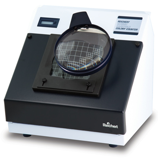 Reichert Analytical Instruments - Colony Counter, Quebec Darkfield