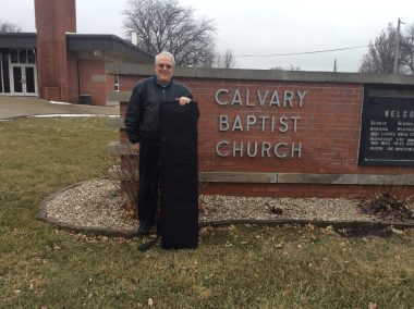 Calvary Baptist Church, Parkersburg, IA