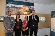 The Heritage Centre Project Team.