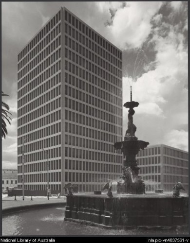 nla, State Govt offices