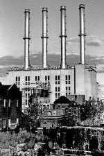 Pyrmont Power Station Mark Ray, early 1980s (Museum of Sydney)