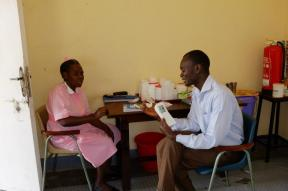 Point of care at Mbarara University of Science and Technology