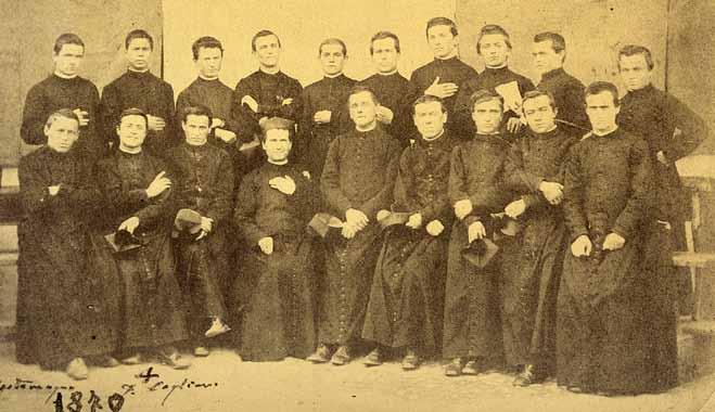 Resultado de imagen de foto don bosco septiembre 1870